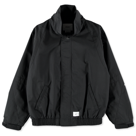 Peak/Jacket Nylon Tussah