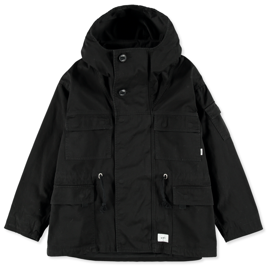 Parasmock/Jacket Cotton Wp