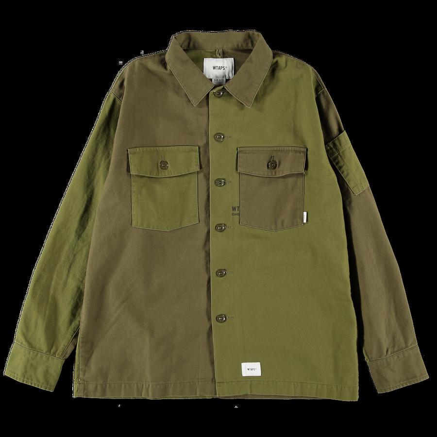 Buds LS 01 Shirt Cotton Satin