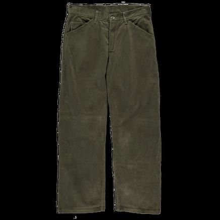 Macklemore Wide Corduroy Pant
