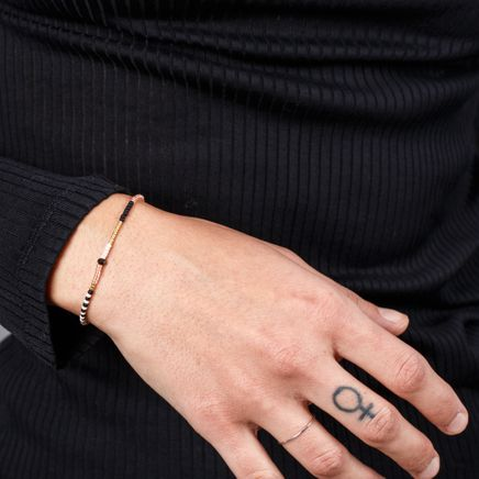 Mess Bracelet Onyx