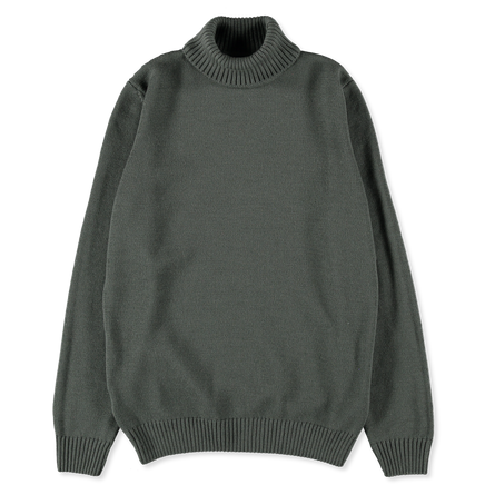7G Merino Roll Neck Sweater