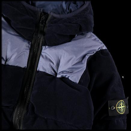 691544125 V0026 Cotton Velvet/Lamy Down Jacket