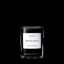 Byredo Cotton Poplin Candle -