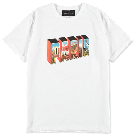 Paris Greetings T-Shirt