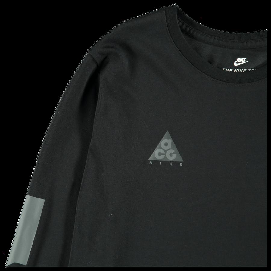 Sleeve Print L/S T-shirt