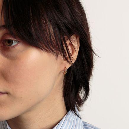 Mini Ear Loops Goldplated