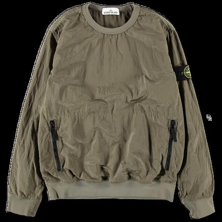 691564012 V0058 GD Nylon Metal Sweatshirt