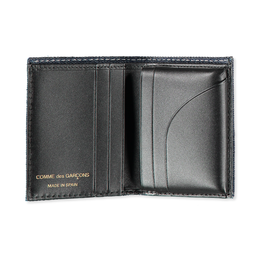 Denim Fold Wallet