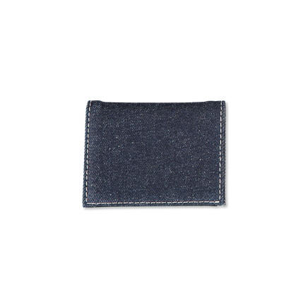 Denim Fold Wallet
