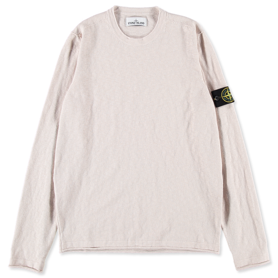 7015502B0 V0097 Light Crewneck Knit Jumper