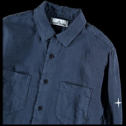 701511201 V0028 GD Linen Shirt