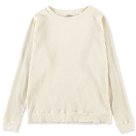 Basic Sweat Rib Organic Cotton