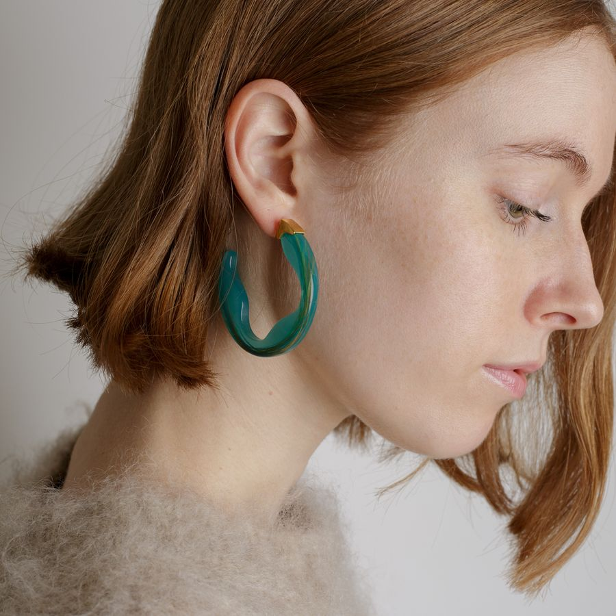 Scilla Resin Earrings