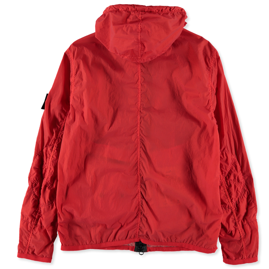 701544731 V0031 Lamy Velour Hooded Jacket
