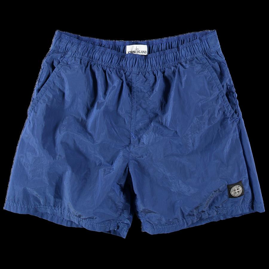 7015B0943 Nylon Metal Swim Shorts