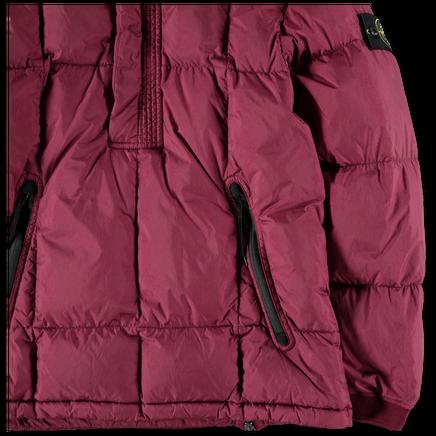 691541323 V0014 Crinkle Reps Pullover Jacket