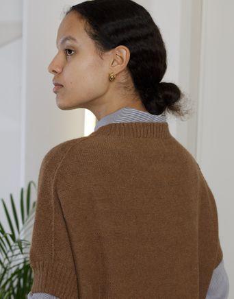 Brigida Babyllama Sweater