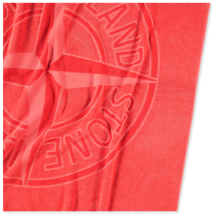 701593177 V0036 Logo Beach Towel
