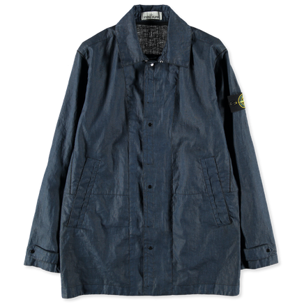 701543933 V1020 Linen Resin-TC GD Car Coat