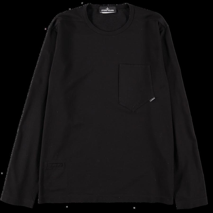 701920411 V0029 L/S Pique T-Shirt