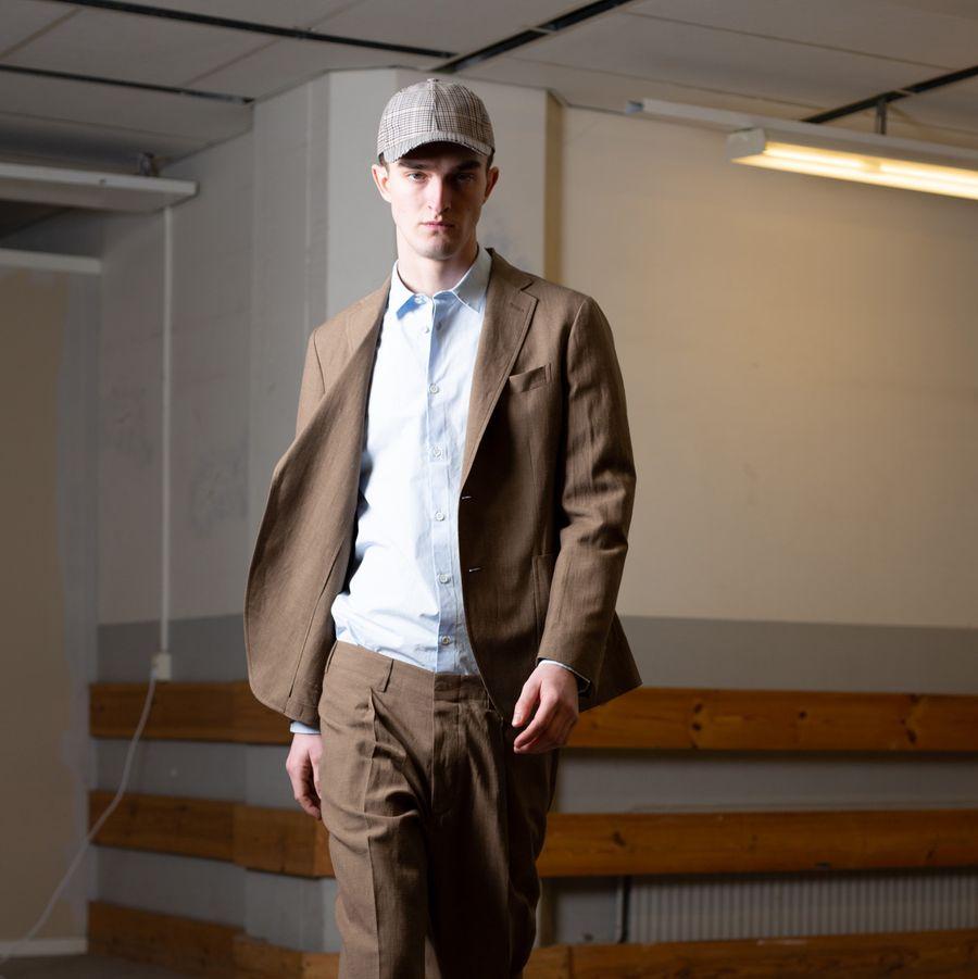 Angie Wo/Li 2B Suit Jacket