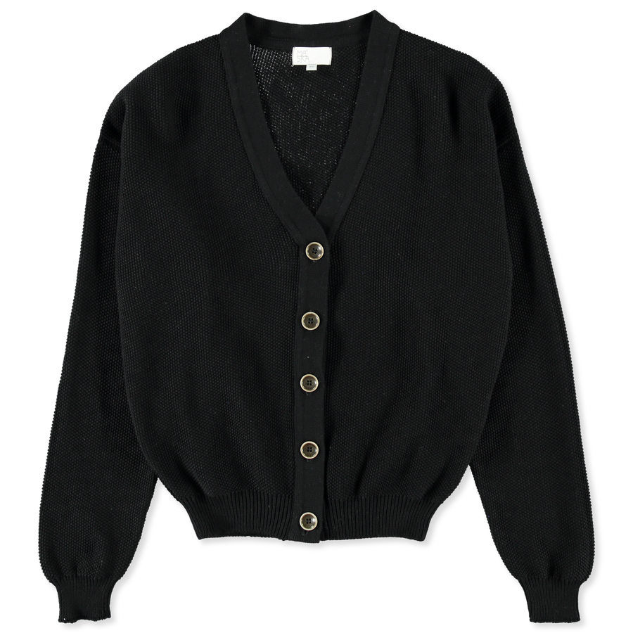 Clea Organic Cotton Cardigan