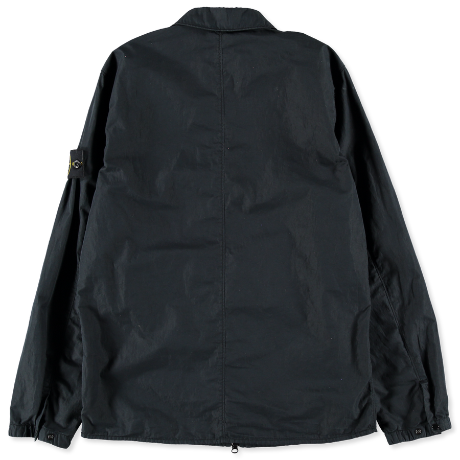 701513108 V0020 Zip Cotton Nylon Overshirt