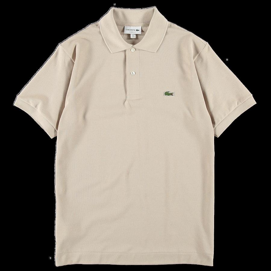 Classic Fit Pique Polo Shirt