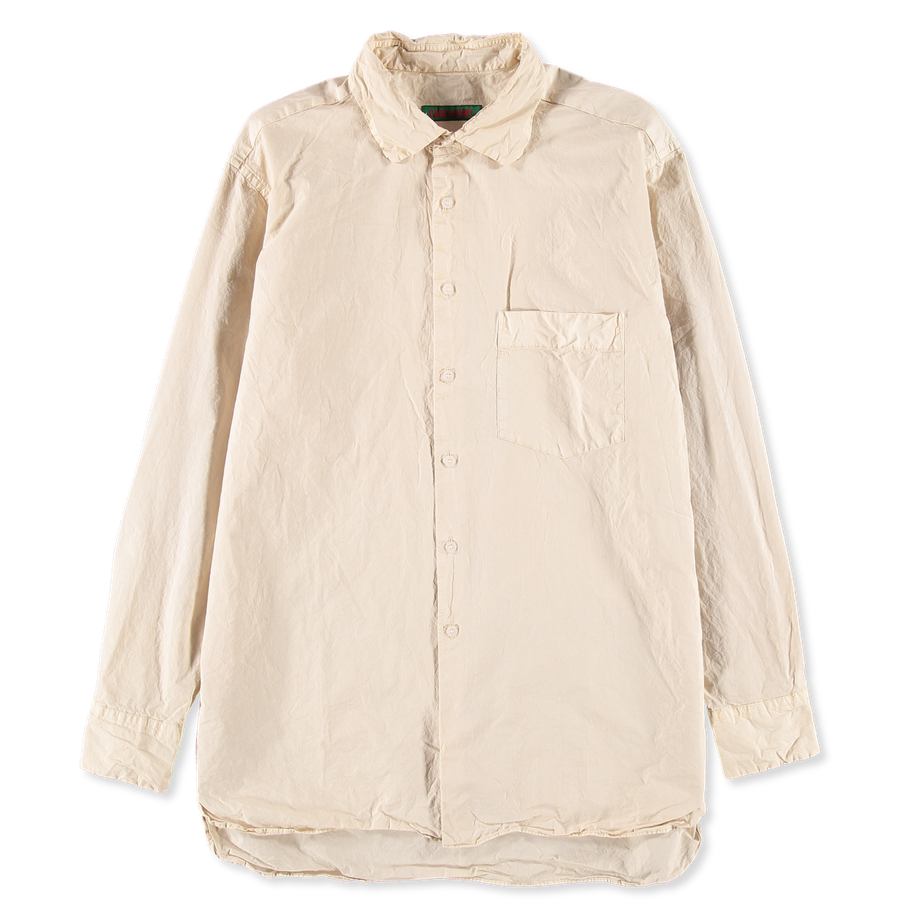 Big Paper Cotton Shirt