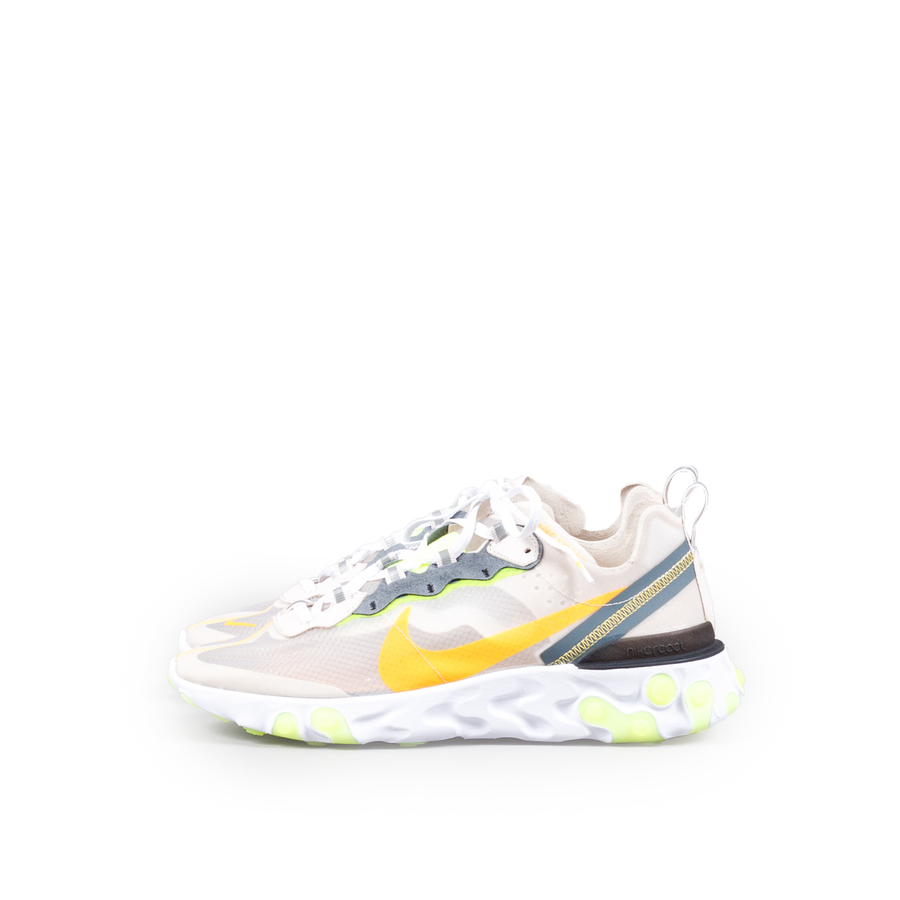 93951114301e Items in your bag. Close. You have no items in your bag. Home · Men ·  Footwear. Nike React Element 87