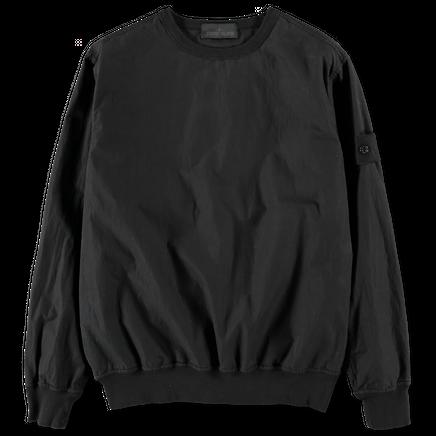 7015659F2 V0029 Ghost Cotton Nylon Sweatshirt