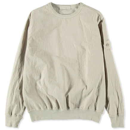 7015659F2 V0090 Ghost Cotton Nylon Sweatshirt