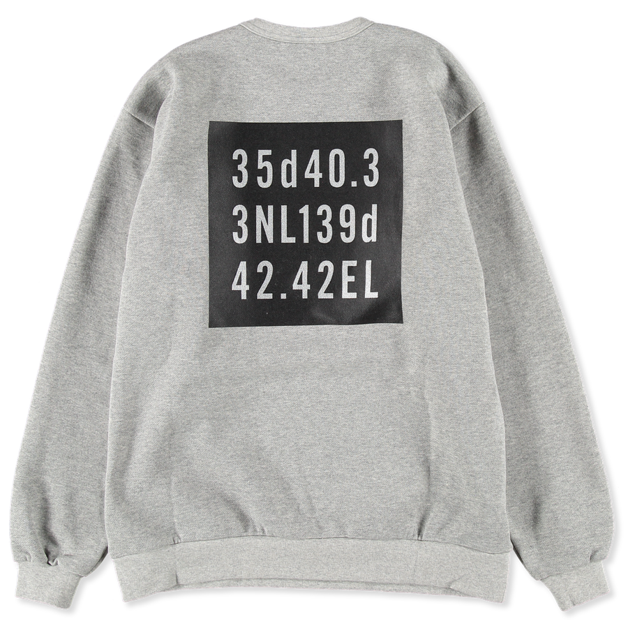GPS Sweater