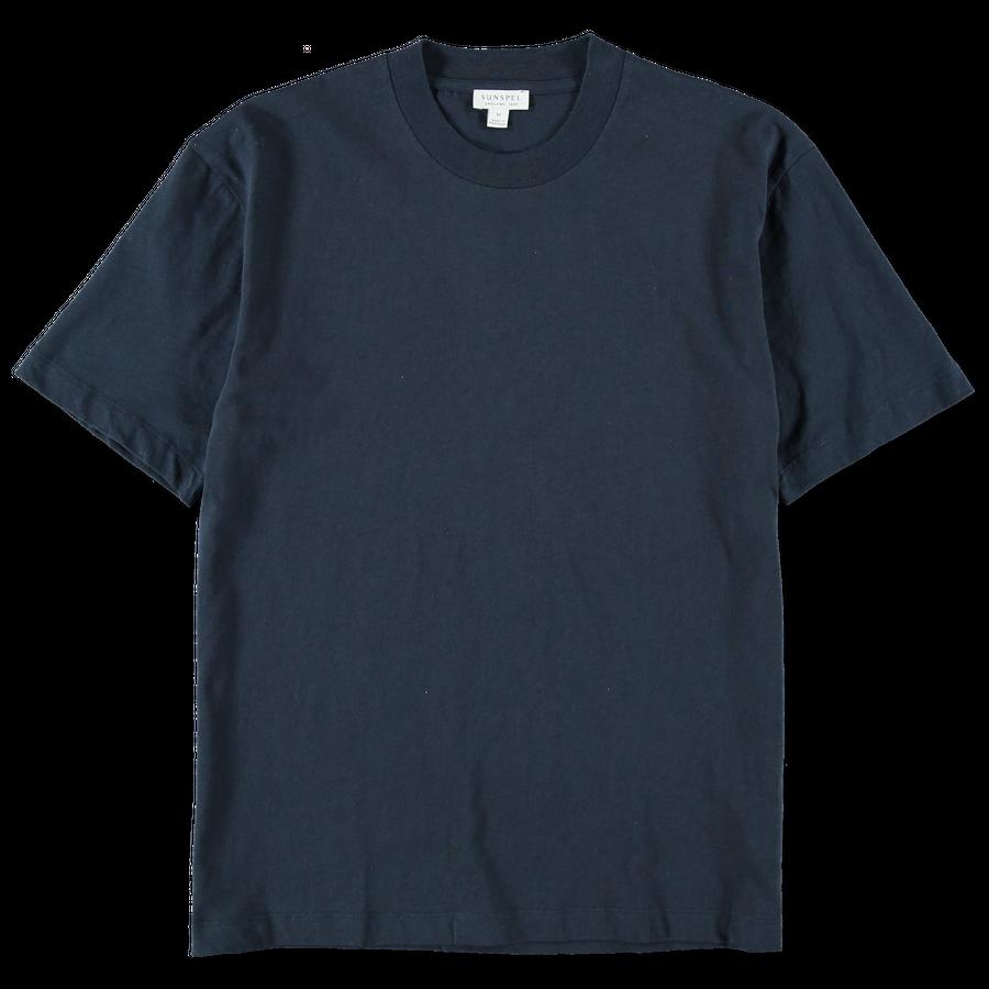 S/S slub cotton t-shirt