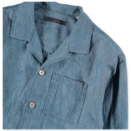 Bell Chambray Overshirt