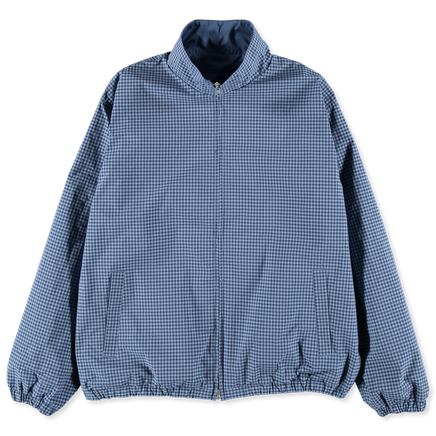 Gingham Reversible Jacket