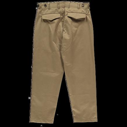 Cotton Gabardine Pant