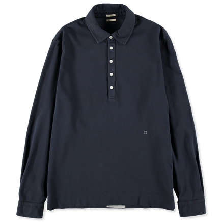 Piquet Stretch L/S Polo Shirt