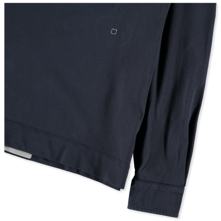 Piquet Stretch L/S Polo Shirt