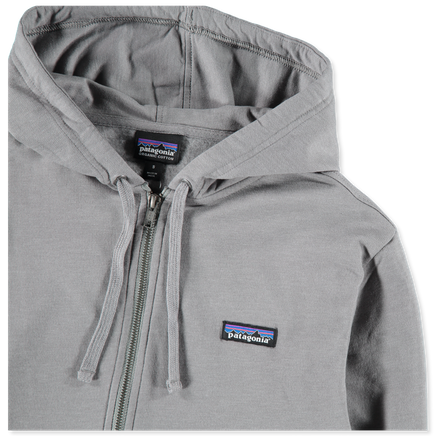 W P-6 Label LW Full Zip Hoody
