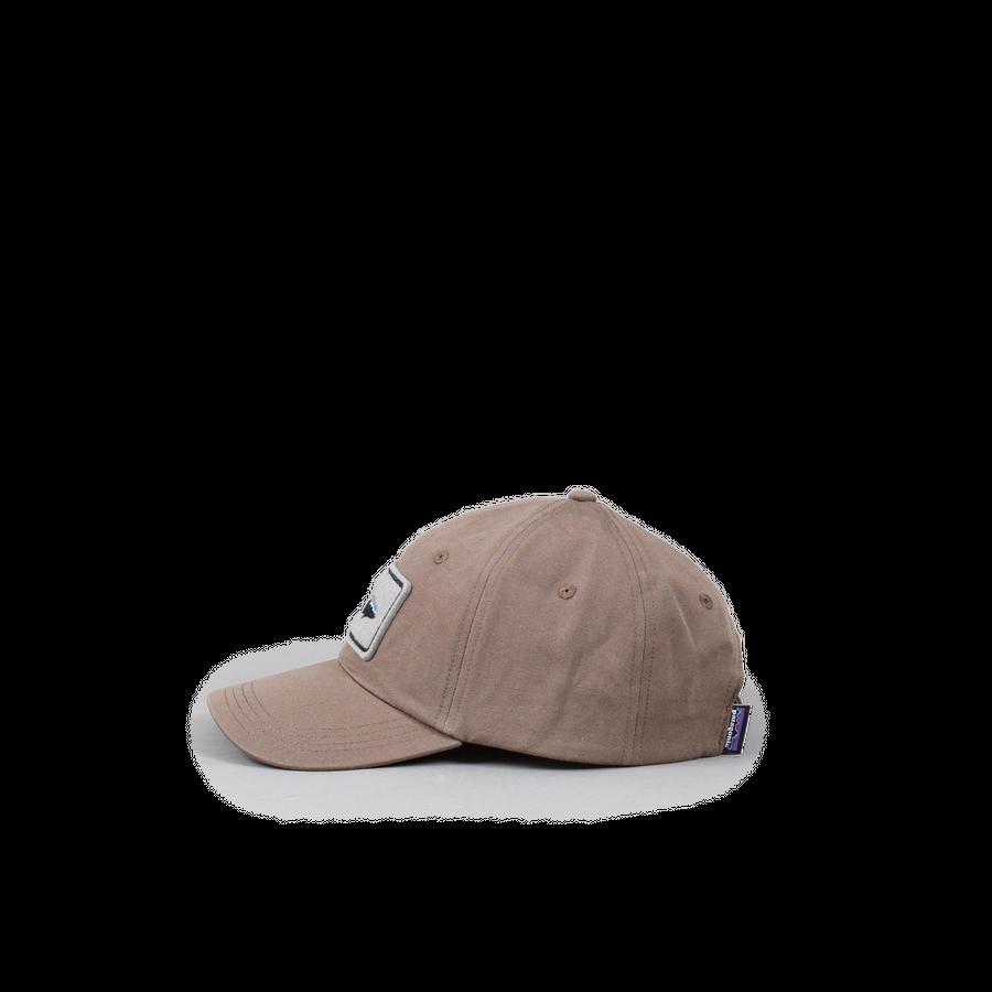 Trout Patch Canvas Cap