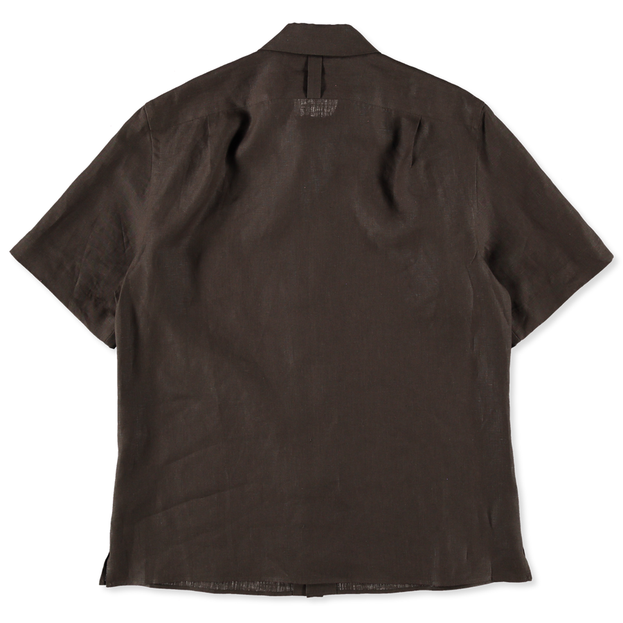 Short Sleeve Big Pocket Shirt