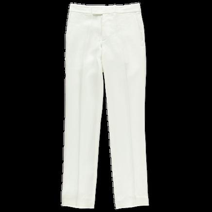 Slim Linen Trouser
