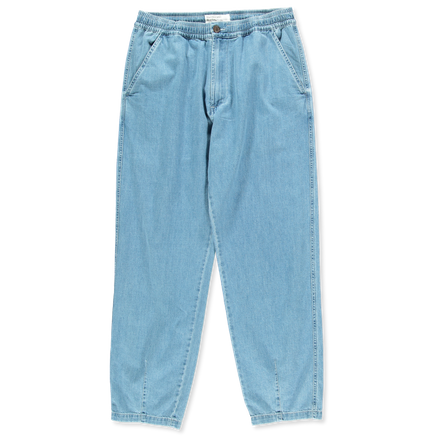 Stretch Denim Track Trouser