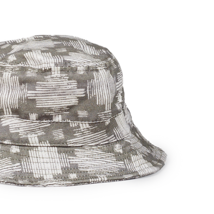 Print Canvas Bucket Hat