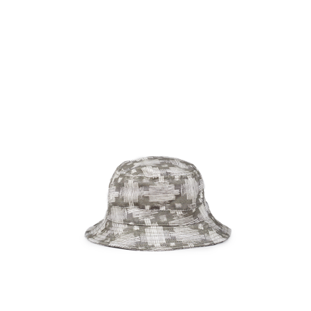Print Canvas Bucket Hat