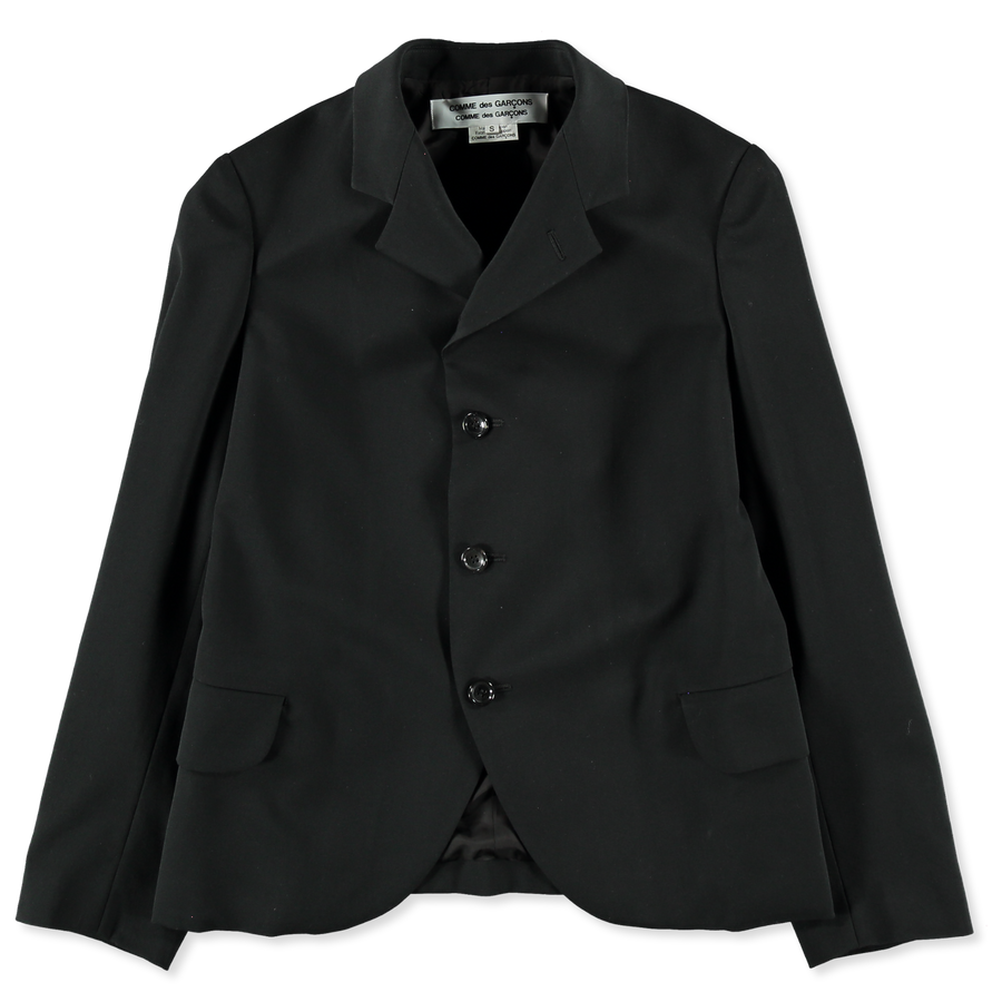 Boxy Blazer Pure Wool