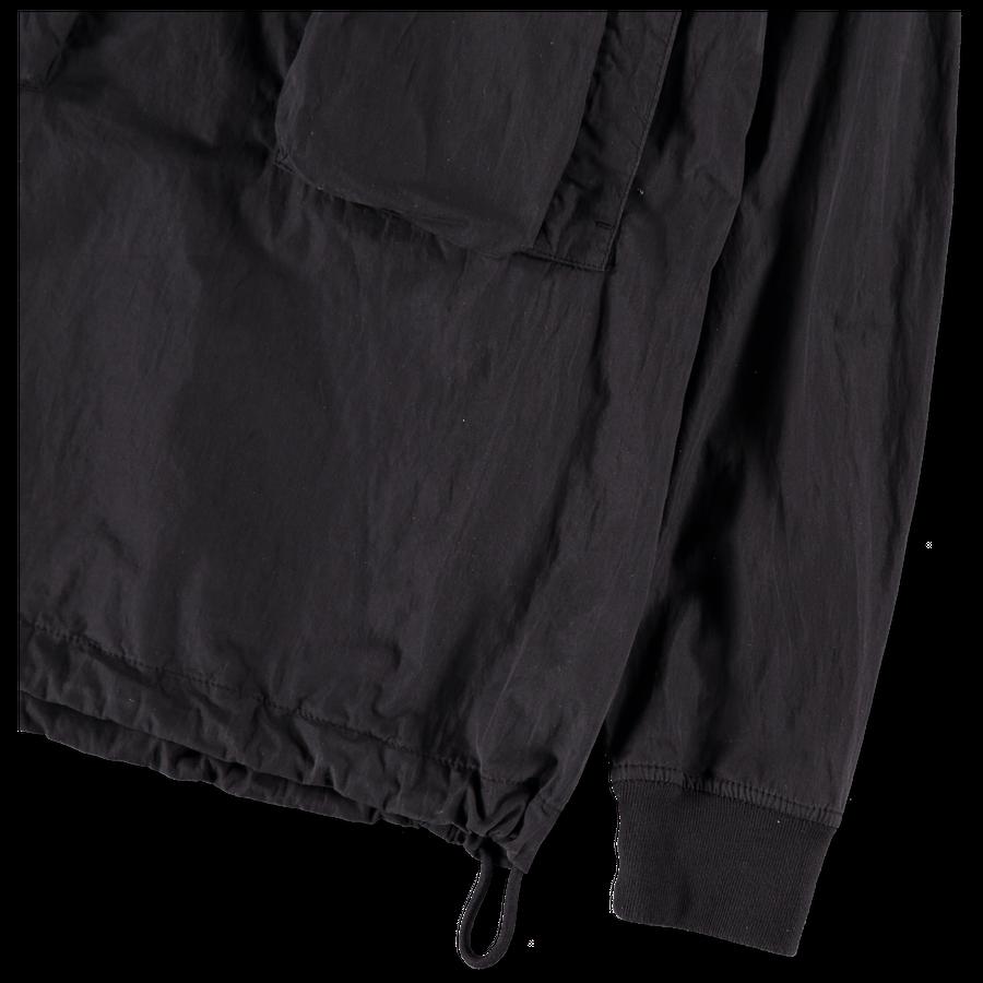 7015639F2 V0029 Ghost Cotton Nylon Anorak