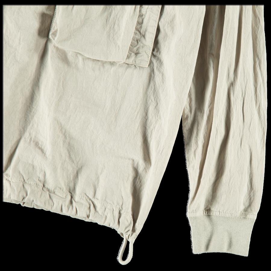 7015639F2 V0090 Ghost Cotton Nylon Anorak